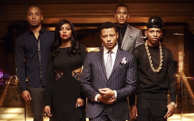 EMPIRE SEASON 1 SERIES 1 HANDOUT .... TV DRAMA ... EMPIRE